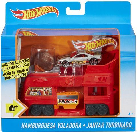 """Игровой набор """"Hot Wheels. Бургерная на колесах"""" (арт. FDF56) — фото, картинка"""