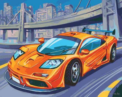 "Картина по номерам ""McLaren F1 GTR"" (400х500 мм) — фото, картинка"