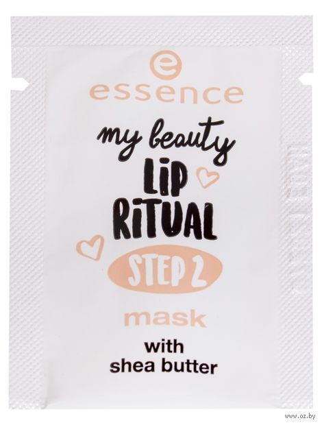 "Маска для губ ""My Beauty Lip Ritual. Step 2"" (3 мл) — фото, картинка"