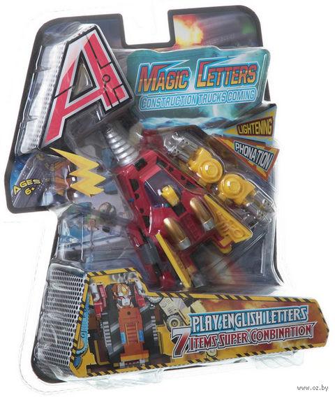 "Робот-трансформер ""Буква А"" (арт. G2039-A)"