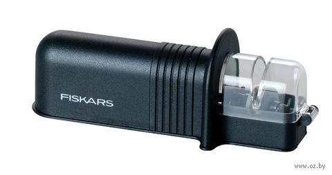 Точилка для ножей Functional Form Fiskars (черная)