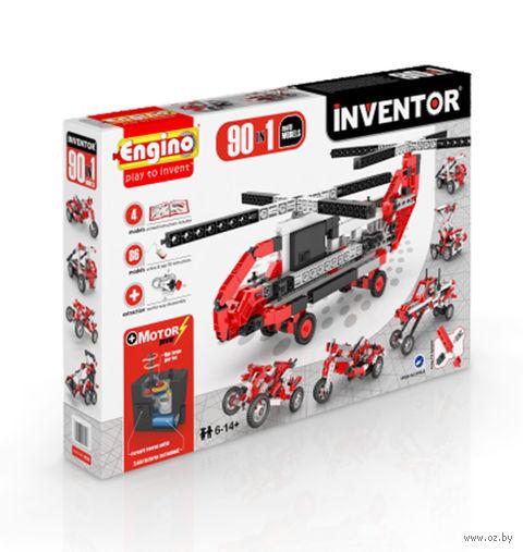 """Конструктор """"Inventor. Motorized"""" (219 деталей)"""