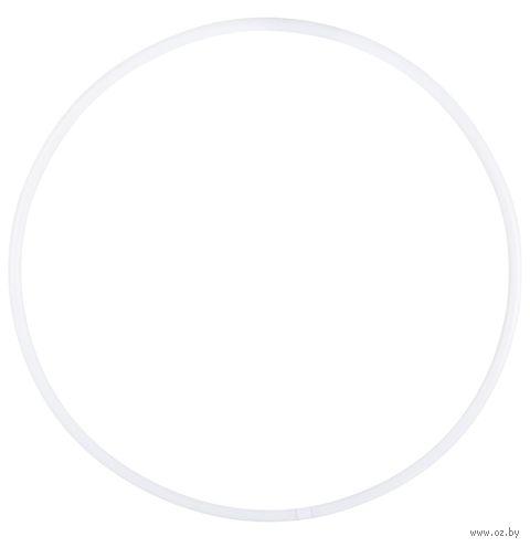 Обруч гимнастический пластиковый AGO-101 (90 см) — фото, картинка