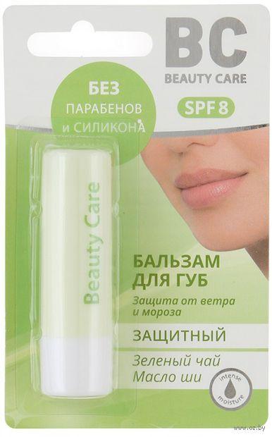 """Бальзам для губ """"Защитный"""" SPF 8 — фото, картинка"""