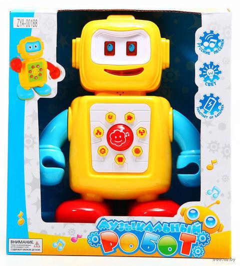 """Развивающая игрушка """"Робот"""" (со звуковыми эффектами; арт. Б47896) — фото, картинка"""