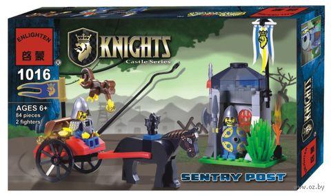 "Конструктор ""Knights. Рыцари"" (84 детали) — фото, картинка"
