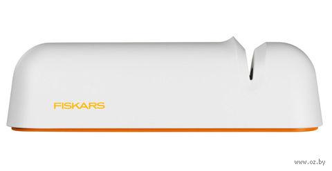 Точилка для ножей Functional Form Fiskars (белая)