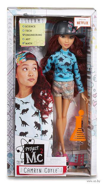 """Кукла """"Project Mc2. Камрин Коул"""""""
