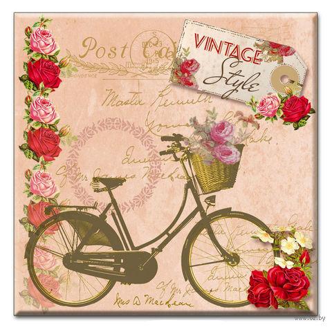 "Подставка под кружку ""Vintage style"" (43417/12) — фото, картинка"