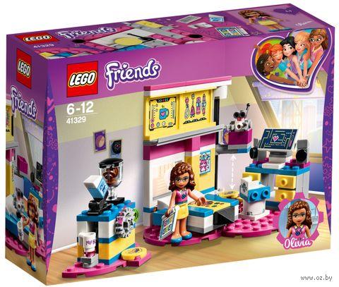 """LEGO Friends """"Комната Оливии"""" — фото, картинка"""