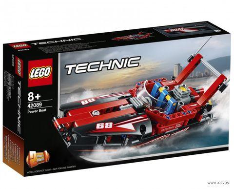 """LEGO Technic """"Моторная лодка"""" — фото, картинка"""