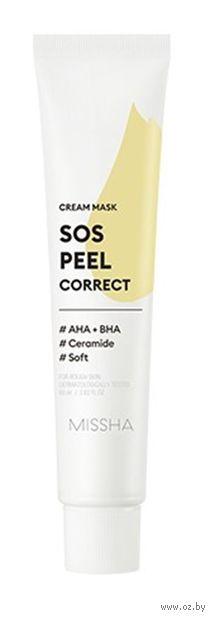 "Маска для лица ""Peel Correct Cream"" (60 мл) — фото, картинка"