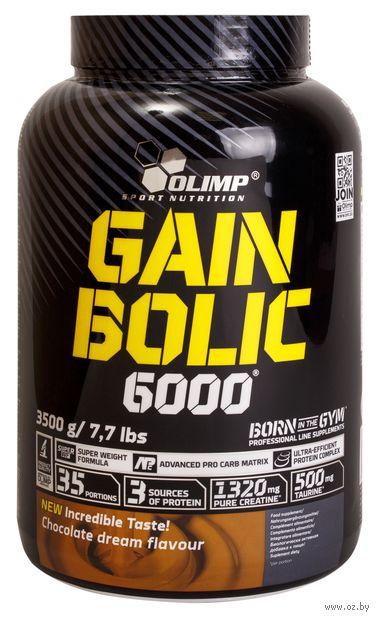 """Гейнер """"Gain Bolic 6000"""" (3500 г; шоколад) — фото, картинка"""