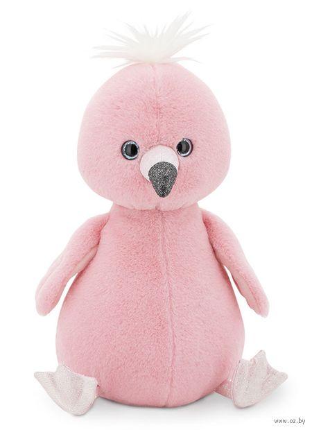 "Мягкая игрушка ""Пушистик. Фламинго"" (22 см) — фото, картинка"