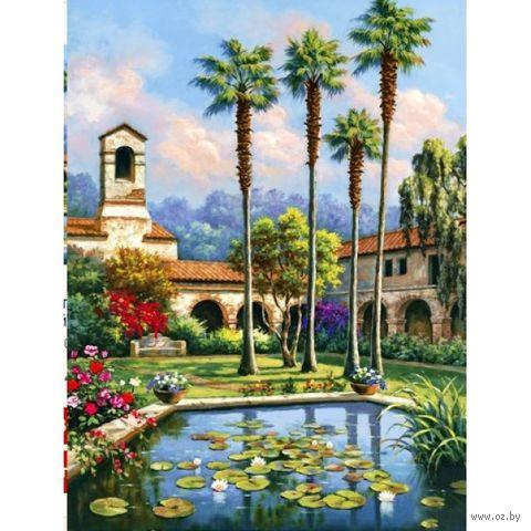"Алмазная вышивка-мозаика ""Райский сад"""