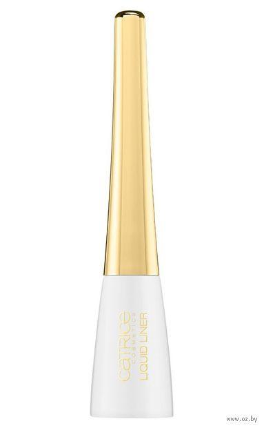 """Подводка для глаз """"Liquid Liner"""" тон: C01, golden grace — фото, картинка"""