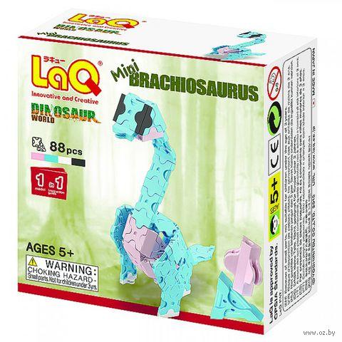 "Конструктор ""LaQ. Mini Brachiosaurus"" (88 деталей)"