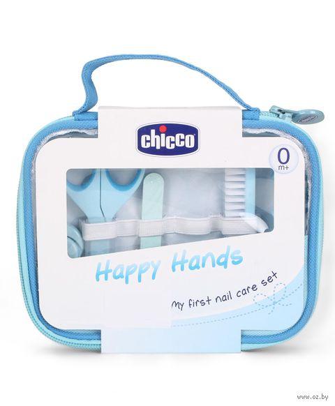 """Маникюрный набор детский """"Happy Hands"""" (арт. 00010019000000) — фото, картинка"""