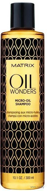 """Шампунь для волос """"Micro-Oil"""" (300 мл) — фото, картинка"""