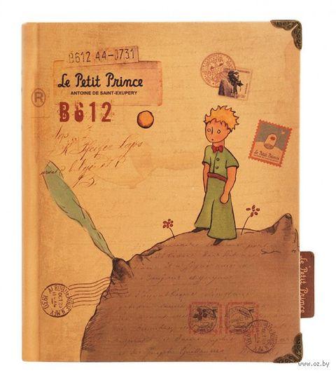 """Записная книжка """"Принц на астероиде"""""""
