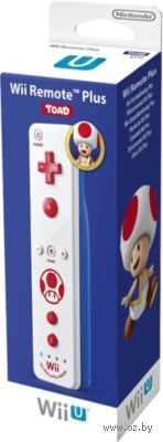Пульт Wii Remote Plus Тоад