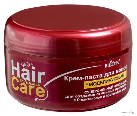 """Крем-паста для укладки волос """"Моделирующая"""" (85 мл)"""