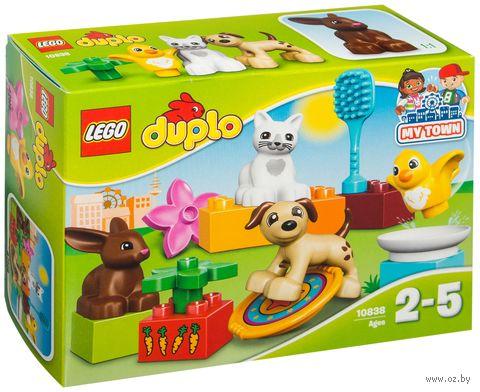 """LEGO Duplo """"Домашние животные"""" — фото, картинка"""