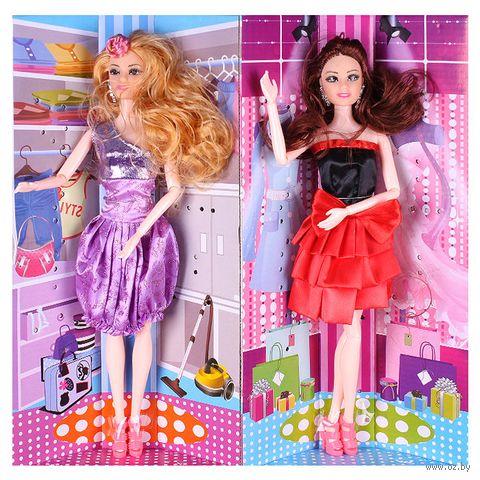 """Набор кукол """"Glam Girl"""" (2 шт.) — фото, картинка"""