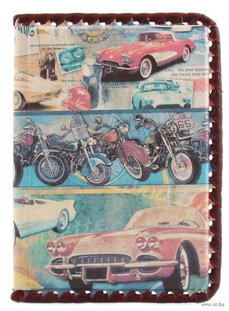 Обложка на автодокументы (арт. КГОа-05-371) — фото, картинка