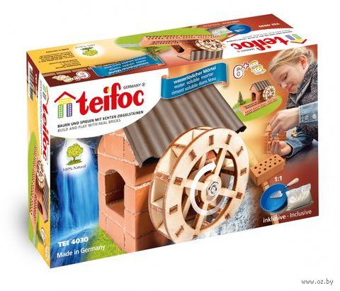 """Конструктор """"Teifoc. Водяная мельница"""" — фото, картинка"""