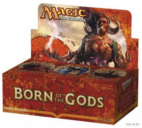 Magic the Gathering: Порождения Богов. Бустер из 15 карт (русская версия)