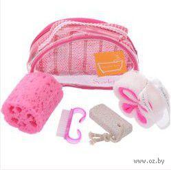 "Набор для ванной ""Dark Pink""`"