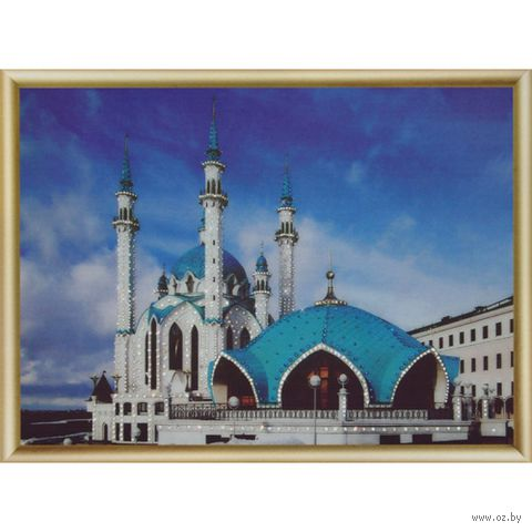 "Алмазная вышивка-мозаика ""Мечеть Кул Шариф"""