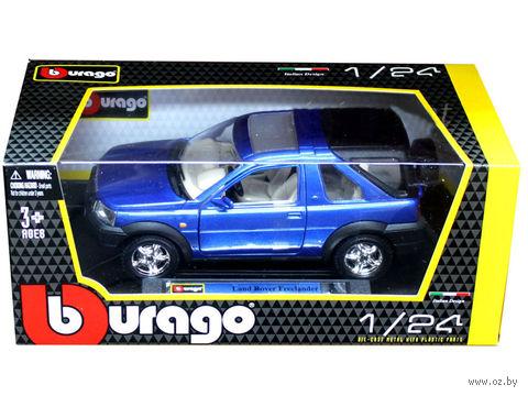 """Модель машины """"Bburago. Freelander"""" (масштаб: 1/24) — фото, картинка"""