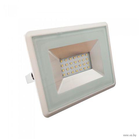 Прожектор светодиодный V-TAC VT-4021 20 W, 1700 LM, 4000 K (белый) — фото, картинка