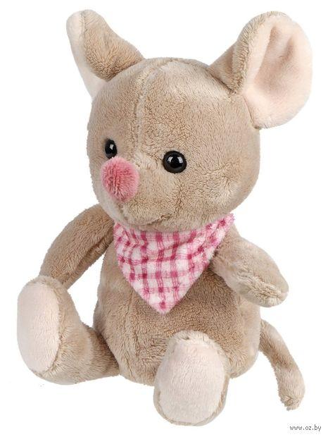 """Мягкая игрушка """"Мышонок Неженка"""" (20 см) — фото, картинка"""