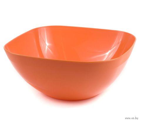 Салатник пластмассовый (270х115 мм)