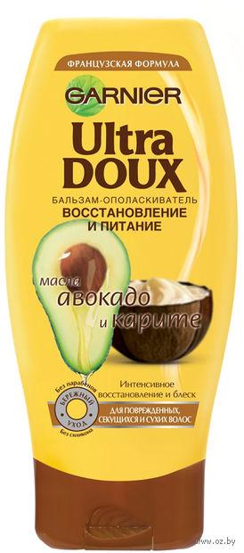 """Бальзам-ополаскиватель для волос """"Восстановление и Питание"""" (200 мл)"""