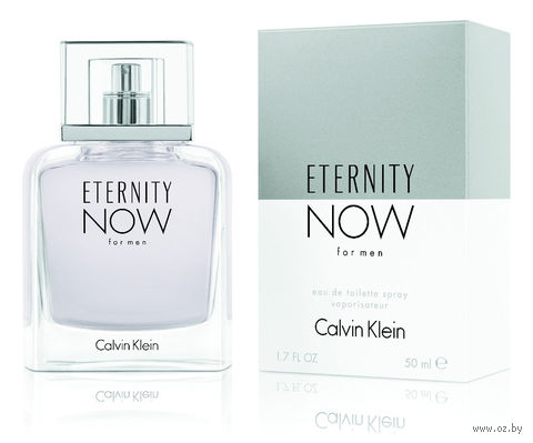 """Туалетная вода для мужчин Calvin Klein """"Eternity Now"""" (50 мл)"""