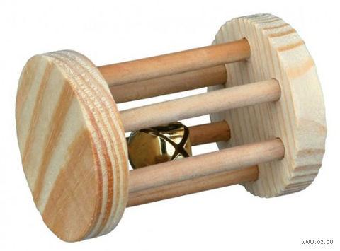"Игрушка для грызунов ""Барабан"" (5х7 см) — фото, картинка"