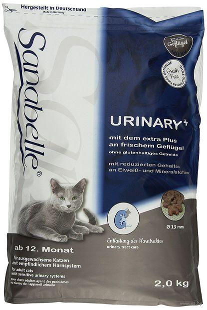"""Корм сухой для кошек """"Urinary"""" (2 кг) — фото, картинка"""