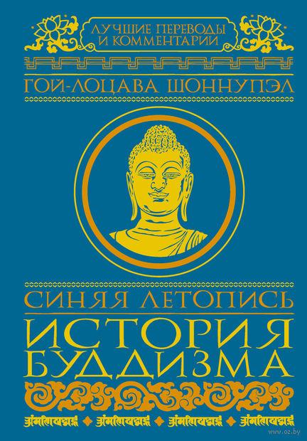 Синяя летопись. История буддизма — фото, картинка