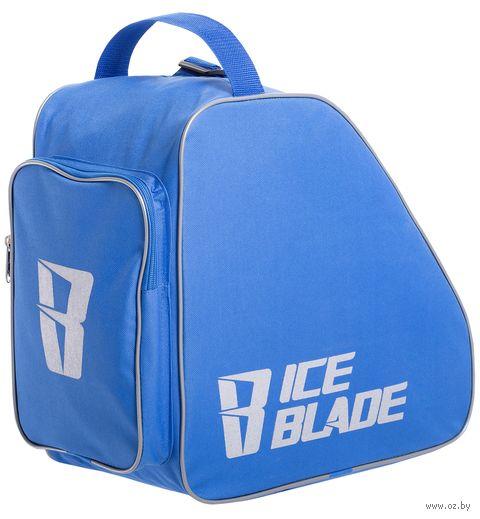 """Сумка для коньков """"Hockey"""" (синяя) — фото, картинка"""