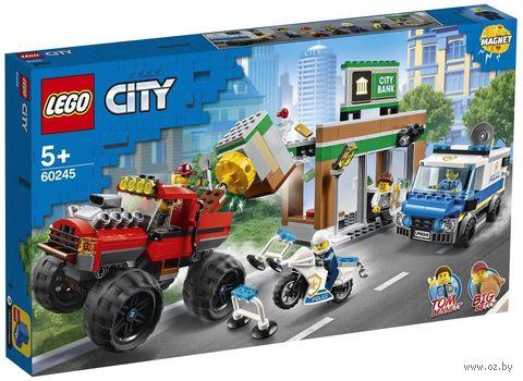 """LEGO City """"Ограбление полицейского монстр-трака"""" — фото, картинка"""
