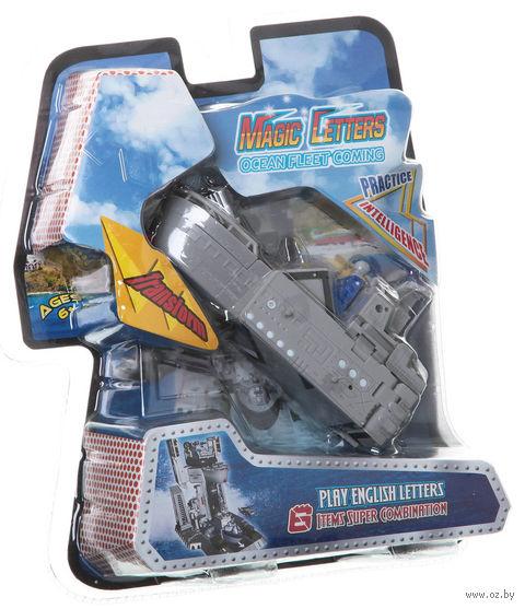 """Робот-трансформер """"Фрегат"""" (арт. G2039-K) — фото, картинка"""