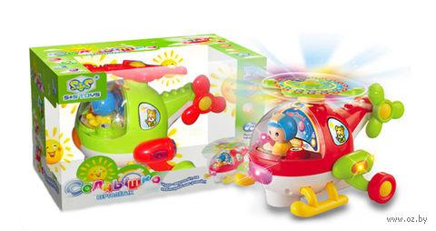 """Развивающая игрушка """"Вертолетик"""" (со световыми и звуковыми эффектами)"""