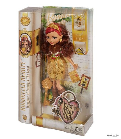 "Кукла ""Ever After High. Розабелла Бьюти"""