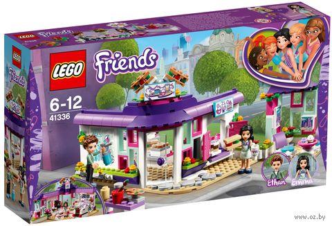 "LEGO Friends ""Арт-кафе Эммы"" — фото, картинка"
