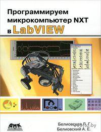 Программируем микрокомпьютер NXT в LabVIEW. Лидия Белиовская, Александр Белиовский
