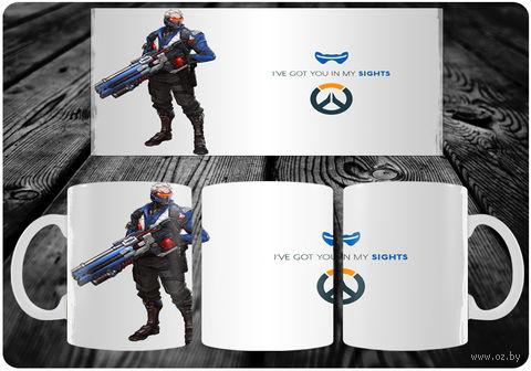 "Кружка ""Overwatch"" (art.25)"